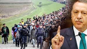 Αποτέλεσμα εικόνας για ερντογάν μεταναστευτικό