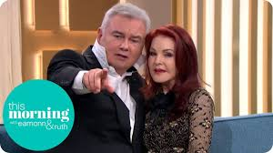 Priscilla Presley Talks About Her Life With Elvis | This Morning - YouTube