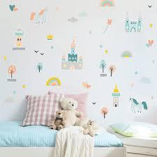 Fairy Tale Wall Decals Labeldaddy