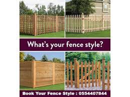 Wooden Fence Price Dubai Garden Fence White Picket Fence Dubai Al Barsha Seller Ae Sell It Buy It Find It