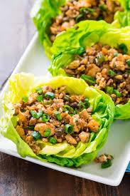 vegetarian lettuce wraps copycat pf