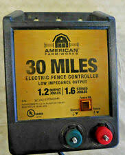 American Farm Works Solar Electric Fence Controller 5 Miles For Sale Online Ebay
