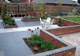 landscaping and garden design in