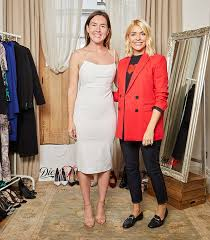 Holly Willoughby and Angie Smith style a FEMAIL writer - Big World Tale