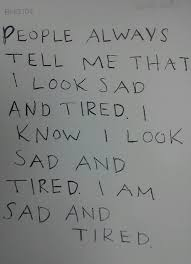 depression quote i am sad quotes about life