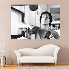 Rocky Balboa Boxing Block Giant Wall Art Poster