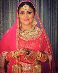 bridal makeup artists in chandigarh