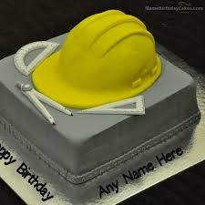 write on birthday cake for civil engineer picture cake