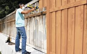Which Paint Sprayer Is Best For Staining A Fence User Experience Needed Thanks Skookum