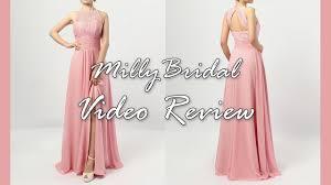 bridesmaid dresses long a line lace