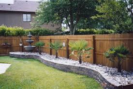 Cerco Muy Decorativo Easy Backyard Landscaping Small Backyard Landscaping Backyard Landscaping Designs
