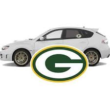 Official Green Bay Packers Car Decal Free From Elite Custom Car
