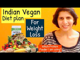 indian vegan t plan for weight loss