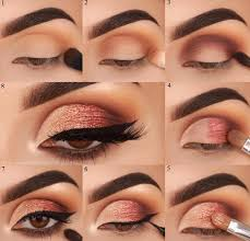 easy makeup steps for party saubhaya
