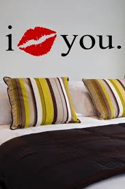 I Love You Decal Love Wall Art Valentine S Day Wall Decals