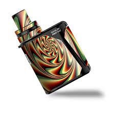 Skin Decal For Smok Priv One Aio Vape Trippy Motion Moving Swirl Illusion Itsaskin Com