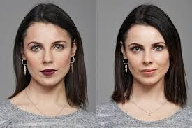 yourself look older using makeup
