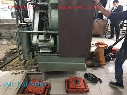 Lắp máy giặt khô công nghiệp Euromac cho Khách sạn Park Hyatt Sài Gòn