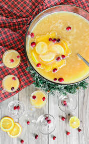 chagne party punch recipe