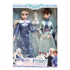 Bộ 2 búp bê Elsa và Anna: Mua bán trực tuyến Búp bê với giá rẻ ...