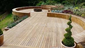 the cost to install timber decking