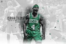 isaiah thomas wallpaper on behance
