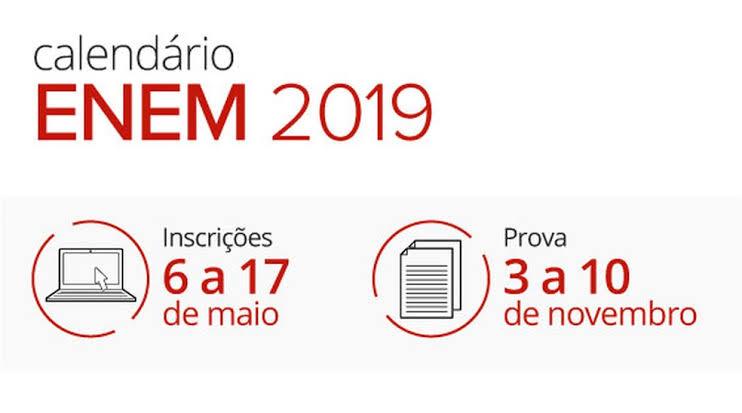 """Resultado de imagem para enem 2019 recife"""""""
