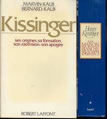 Kissinger: Kalb, Marvin and Bernard Kalb: Amazon.com: Books