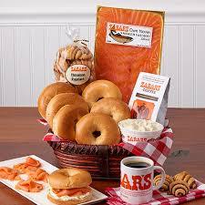 zabar s morning basics gift basket