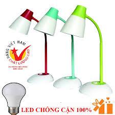 Đèn học để bàn Molik VIệt Nam kèm bóng LED Molik chống cận 8782987