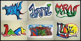 1 graffiti names shmsart1314