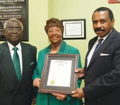 Commissioner Dr. Priscilla Thomas Celebrates 80th Birthday | The ...