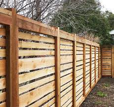 31 Fence Ideas For Privacy Boundaries Unique Designs Worst Room