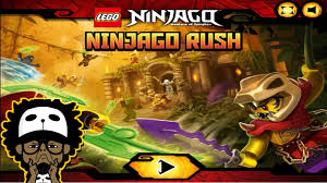 Lego Games 2017   Lego Ninjago   NinJago Rush