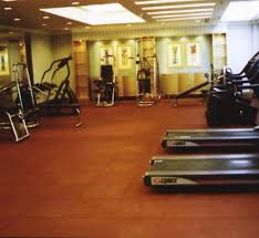 interlocking rubber flooring for gym