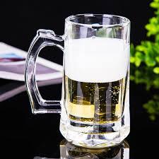 classical heavy pint beer glass mugs