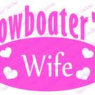 Towboater S Wife Car Decal By Sweetcarolinavinyl On Etsy Car Decals Decals Etsy Finds