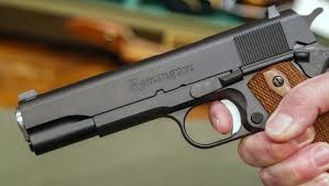 Remington: America's oldest gun maker files for Chapter 11 bankruptcy