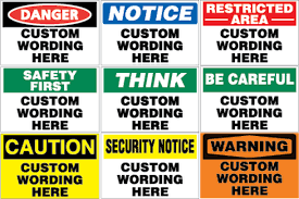 Safety Decals Signquick