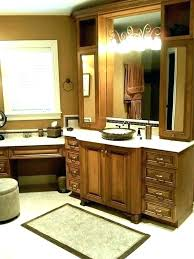 bathroom vanity custom made