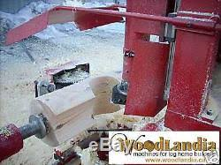 log home house cabin manufacturing