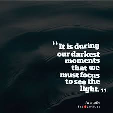 quotes quotes about seeing the light quotesgram