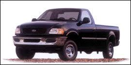1998 ford f 150 specs mpg
