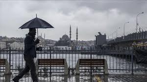 Yağmur rahat bırakmayacak! 13 Eylül yurtta hava durumu
