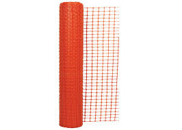 60g M2 400g M2 Orange Plastic Snow Orange Safety Fence For Road Barrier