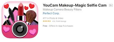 free beauty makeup apps