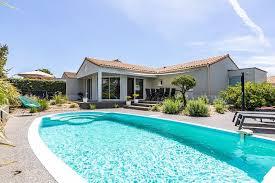 vendee villa acacia 6p private heatable