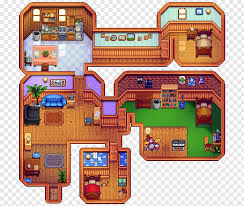 stardew valley video game house