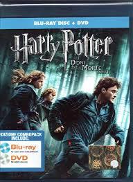 Amazon.com: harry potter e i doni della morte - parte 01 (blu-ray+ ...