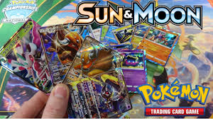 Our First Secret Rare! Japanese Moon Booster Box! Pokemon Sun and Moon  opening - YouTube